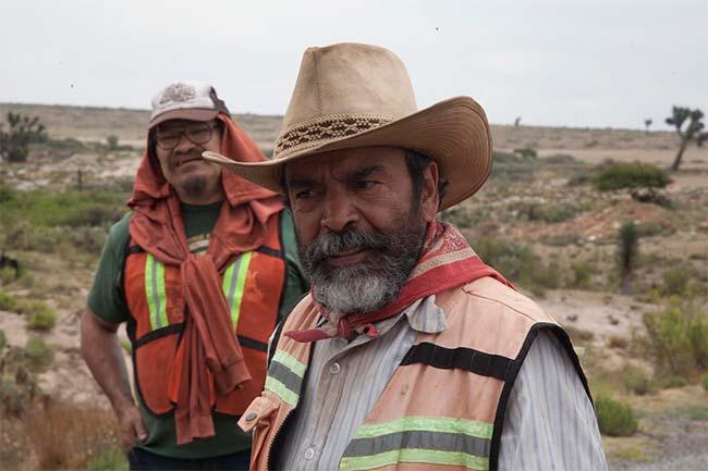 Joaquín Cosío en La delgada línea amarilla, FICG-6