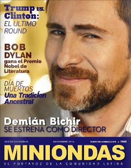 Miniondas Newspaper Edición Noviembre 2016