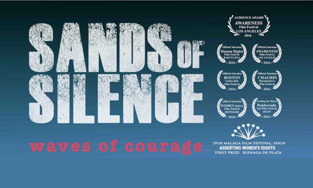 SANDS OF SILENCE (LAS ARENAS DEL SILENCIO) en busca de prevención al tráfico humano