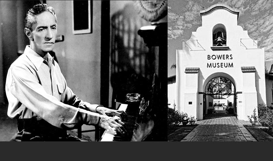 El premio Agustín Lara será presentado en el museo bowers, Nov 12