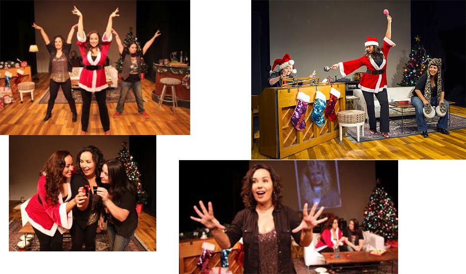 «The Latina Christmas Special» La obra teatral más divertida de la temporada comieza