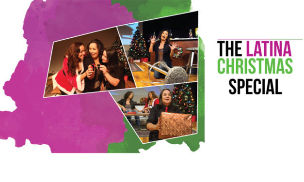 """The Latina Christmas Special"" La obra teatral más divertida de la temporada comieza"