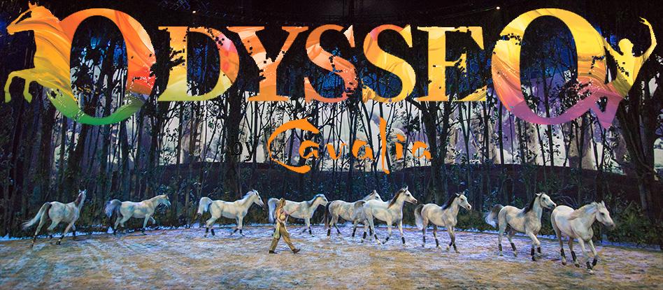 La magia de Odysseo presente en el condado de Orange con Cavalia