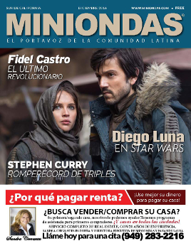 Miniondas Newspaper Edición Diciembre 2016