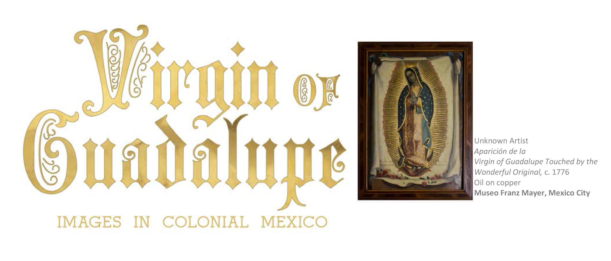 Una representación poética para la virgen de Guadalupe