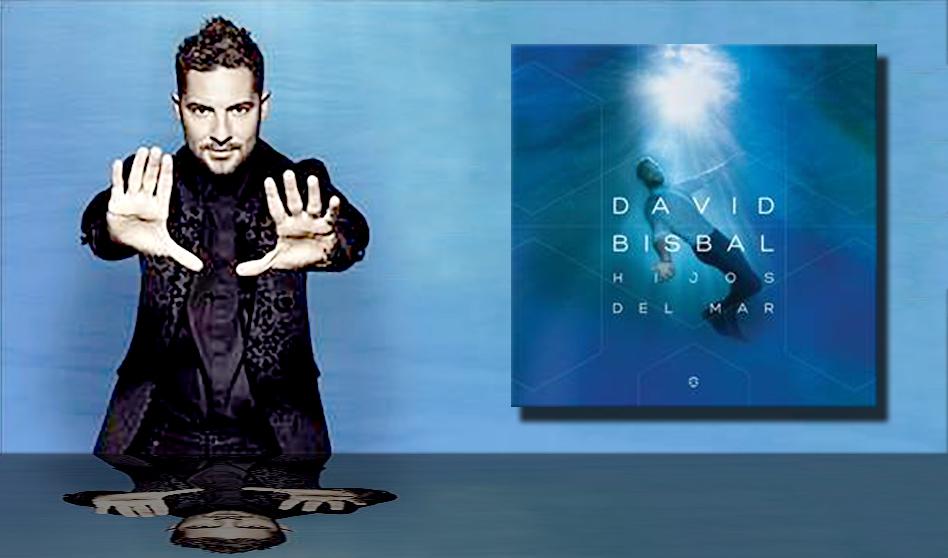 «HIJOS DEL MAR» es el nuevo álbum de David Bisbal