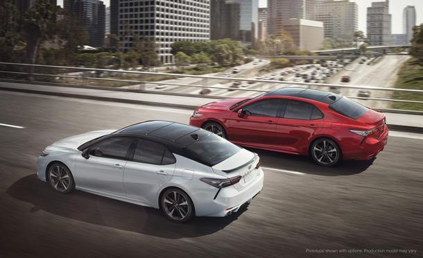 Un nivel superior: las mejoras del totalmente nuevo Toyota Camry 2018 una experiencia de manejo, rendimiento y diseño sin precedente