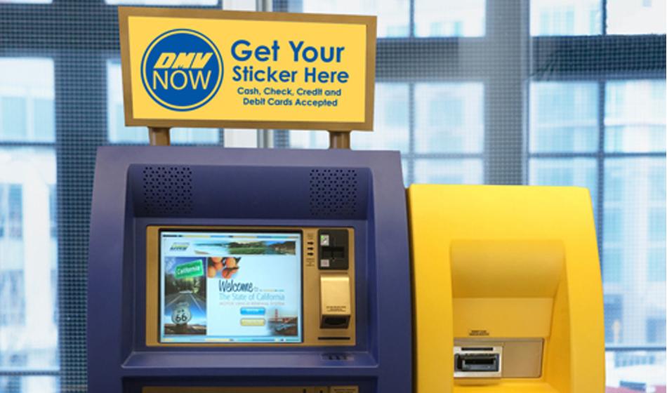 Aumenta el número de terminales de autoservicio DMV Now