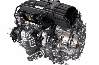 Honda añade un nuevo modelo híbrido dedicado a su creciente gama de vehículos eléctricos