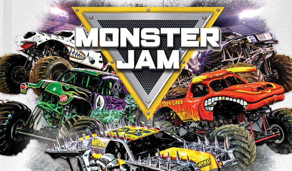 Janelle Marie será la conductora de Monster Jam este 2017