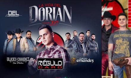 """La gira del 2017 """"La Vida Del Dorian"""""""
