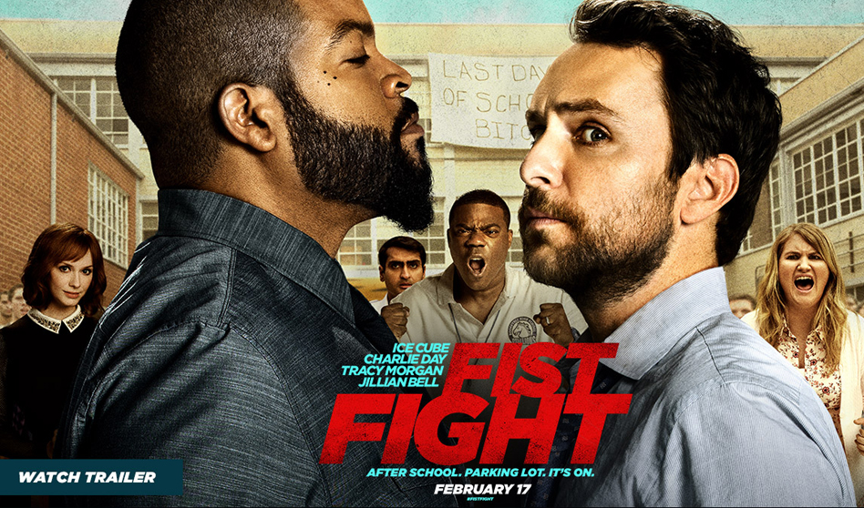 Fist Fight la comedia más divertida del año en la pantalla grande
