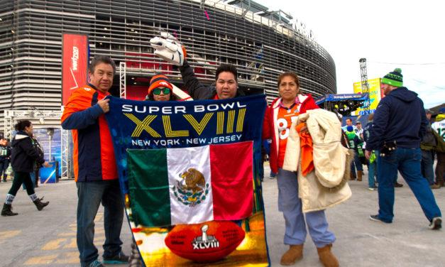 Mexicanos invadiran el Super Bowl