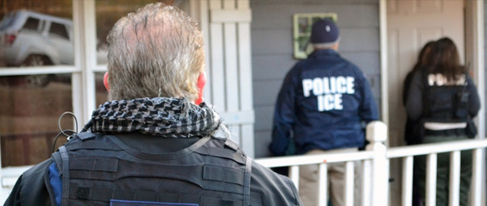 Y tú ya sabes cómo actuar en caso de que ICE toque a tu puerta?