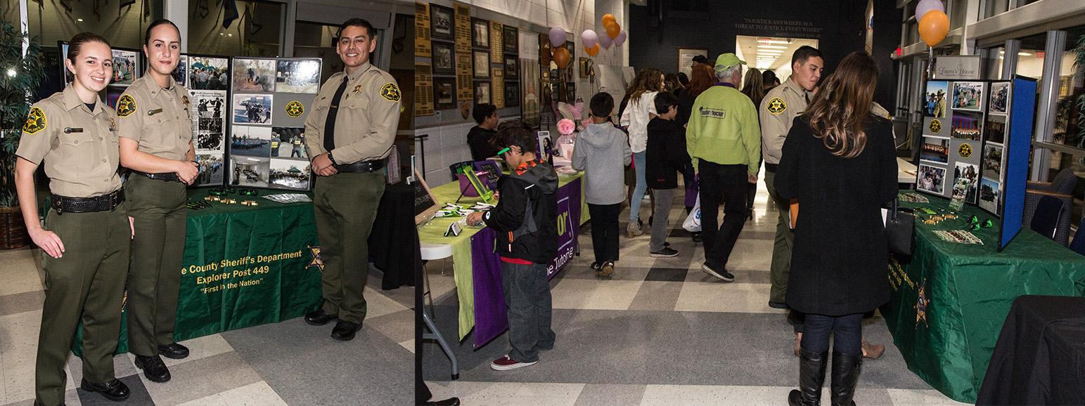 OC Sheriff's Regional Training  Academy abrió sus puertas a la séptima celebración de Laura's House