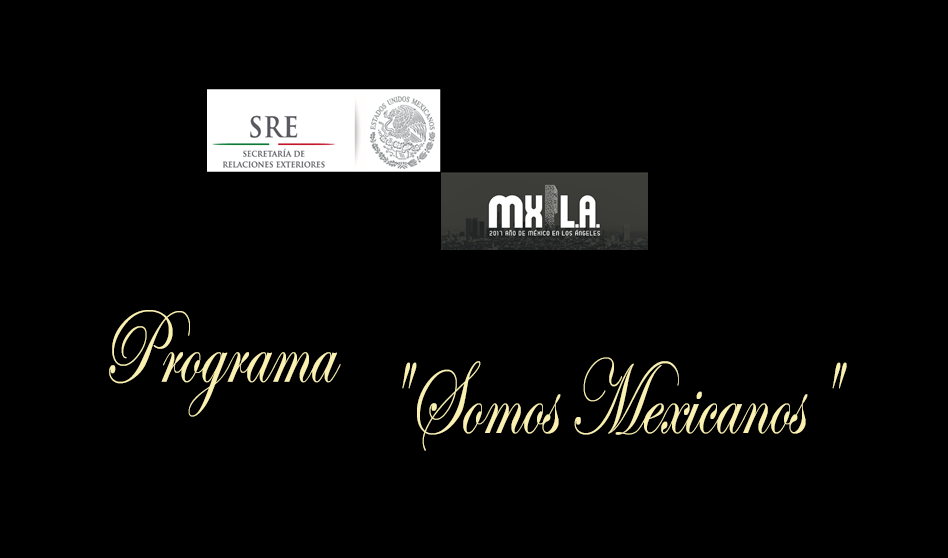 Programa «Somos Mexicanos»