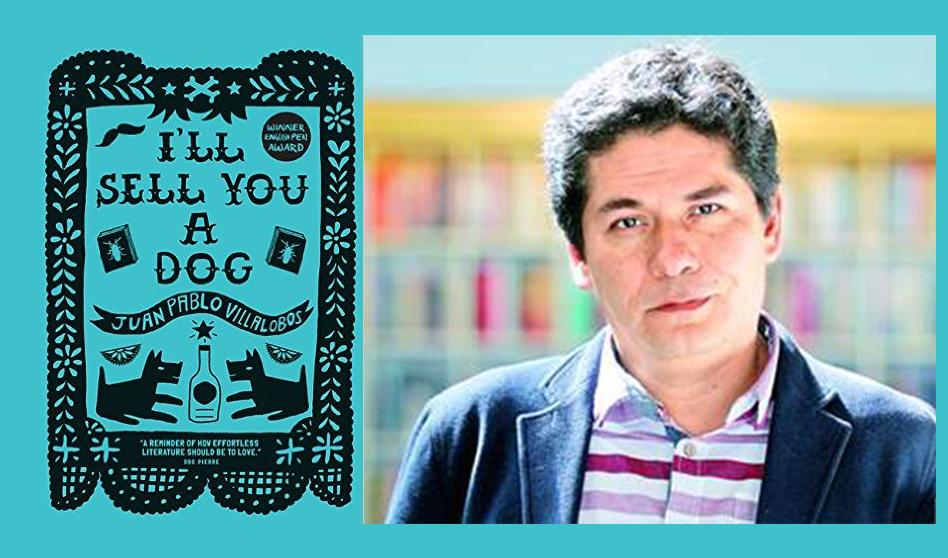El escritor mexicano Juan Pablo Villalobos presentará su libro