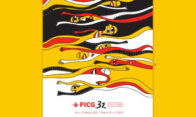 Hoy comienza en Guadalajara Mex. El Festival internacional de cine Marzo 10-17 2017.