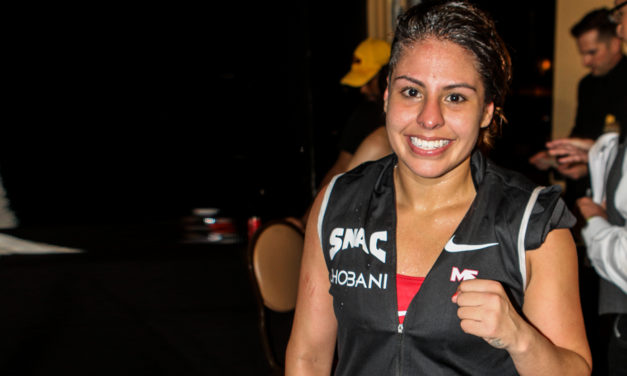 Marlen Esparza Debuta Como Professional Del Mundo Del  Boxeo