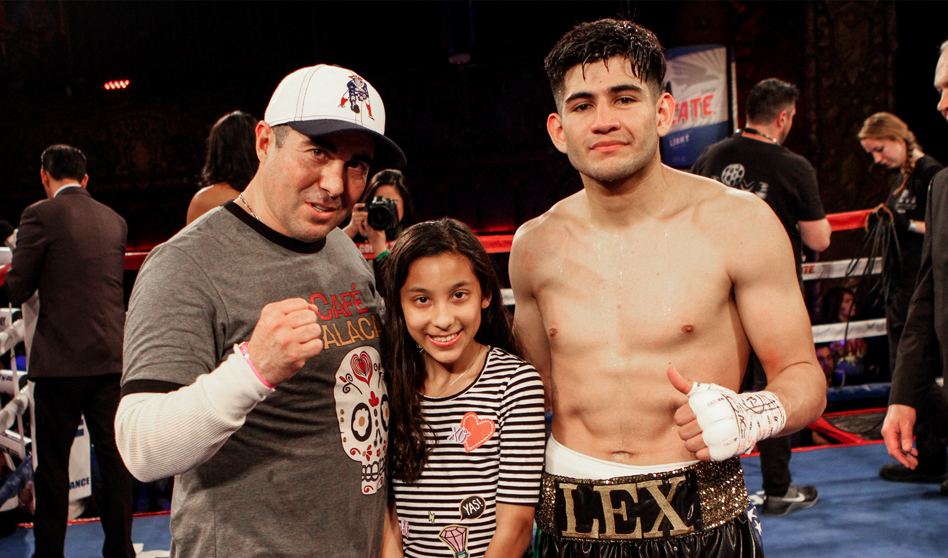 Con Corazón Santanero Alexis Rocha Ofrece un triunfo más al Condado de Orange.