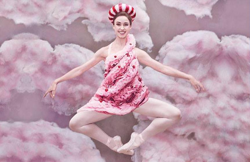 Teatro Ballet Americano con música ejecutada por Pacific Symphony