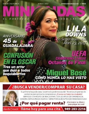 Miniondas Newspaper Edición Marzo 2017