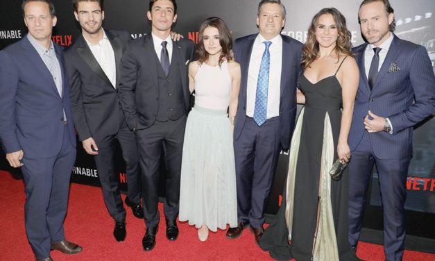 """""""Ingobernable"""" con Kate del Castillo: así fue  el estreno"""