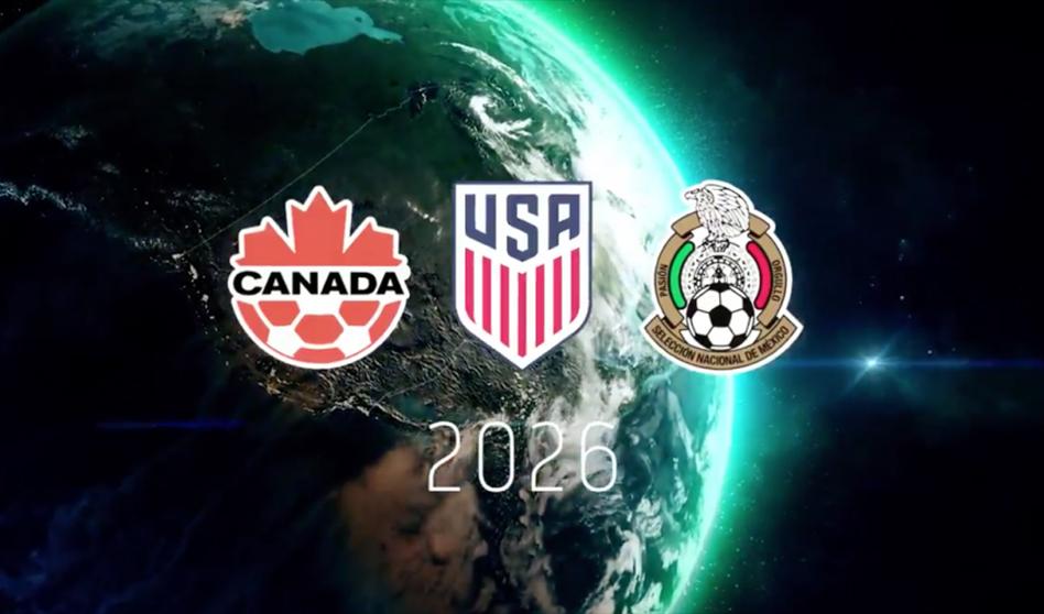 MÉXICO, ESTADOS UNIDOS Y CANADÁ EN EL MUNDIAL 2026