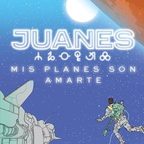 JUANES revela el tráiler oficial y la portada de Mis Planes Son Amarte