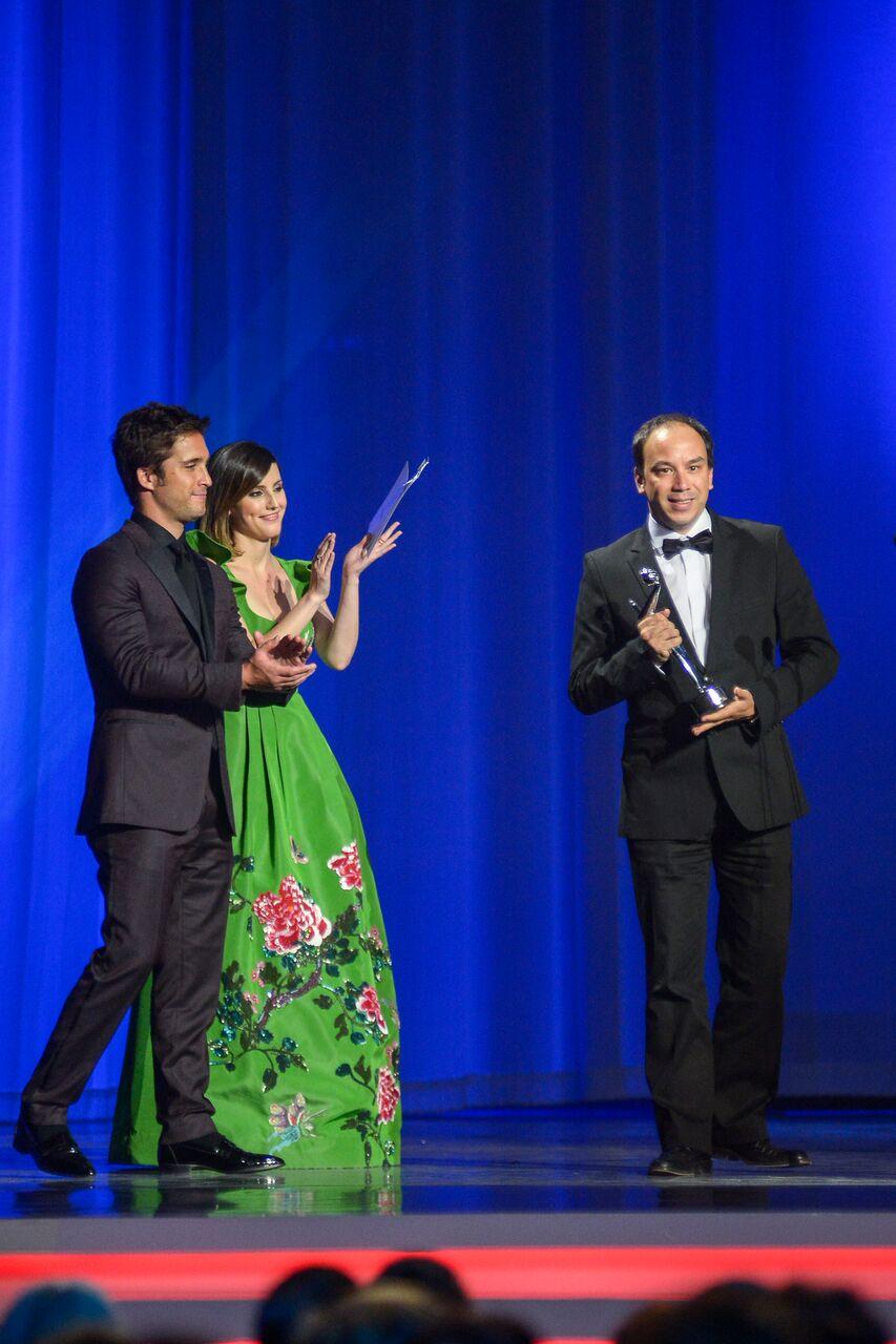 Los Premios PLATINO del Cine Iberoamericano en La Caja Mágica de Madrid.