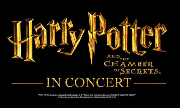 HARRY POTTER AND THE CHAMBER OF SECRETS  SYMPHONICA EN VIVO