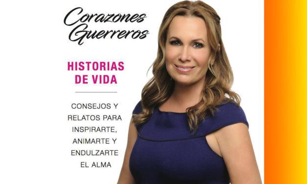 EL LIBRO «CORAZONES GUERREROS» DE NATALIA DENEGRI