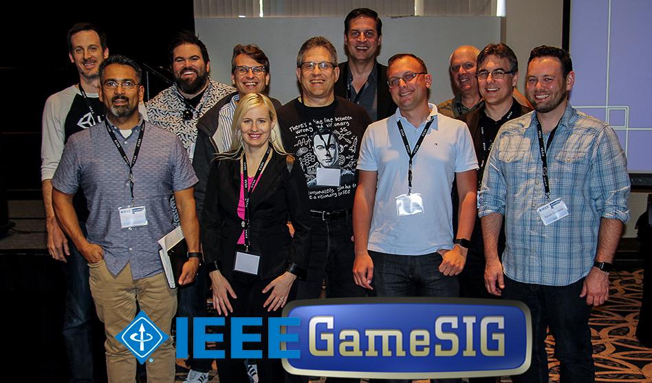 IEEE GAME SIG UN ÉXITO EN EL 2017