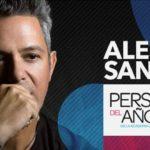 ALEJANDRO SANZ NOMBRADO PERSONA DEL AÑO 2017  DE LA ACADEMIA LATINA DE LA GRABACIÓN®