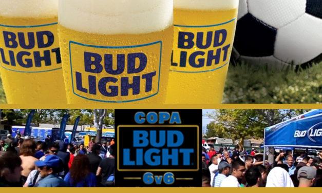 FESTIVALES COPA BUD-LIGHT 6V6.
