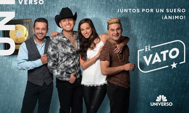 """Universo anuncio la segunda temporada de la serie  """"El Vato"""""""