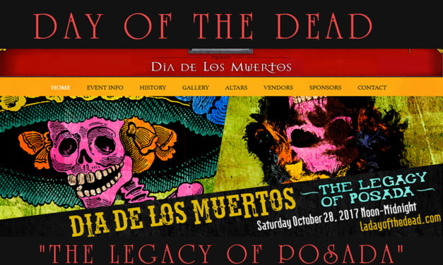 """HOLLYWOOD FOREVER """"THE LEGACY OF POSADA"""""""