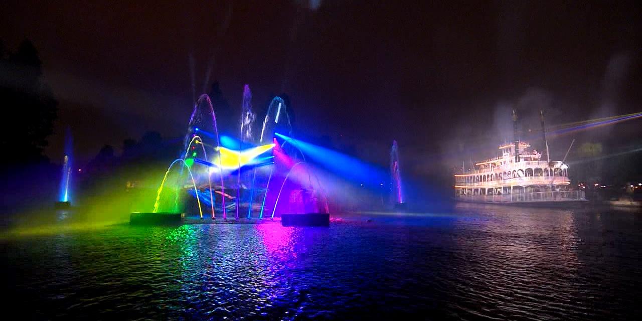 Hoy 17 de julio!  62º Aniversario de Disneyland  y el estreno de un nuevo 'Fantasmic!