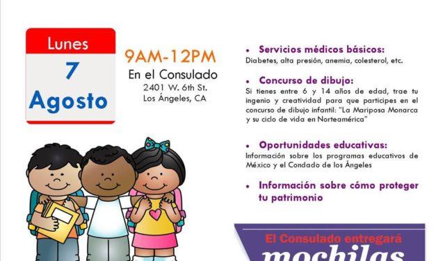 «Feria de Salud y Regreso a Clases»