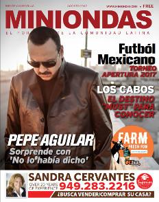 Miniondas Newspaper Edición Agosto 2017