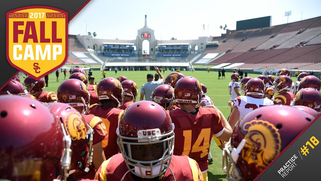USC Trojans vs. Western Michigan Broncos on september 2