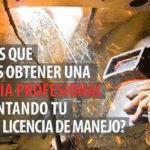 Licencia Profesional a mecánicos y aprendices de mecánicos