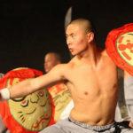 Acróbatas, Artistas Marciales de Tianjin, República Popular China en Costa Mesa