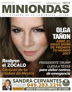 Miniondas Newspaper Edición Septiembre 2017