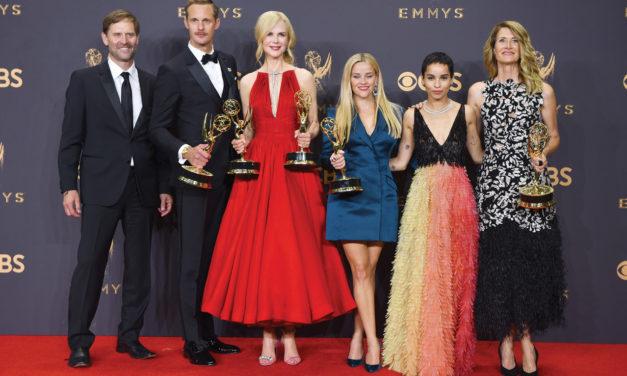 'Big Little Lies' arrasó en los premios Emmy 2017
