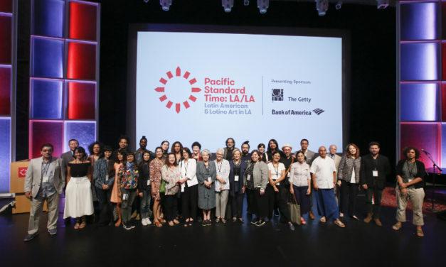 Pacific Standard Time: lanza LA/LA, la más grande exploración única de arte latinoamericano y latino jamás realizada