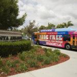 Viajes Gratis en Autobús Para Los Estudiantes de Santa Ana College Comienzan con un Nuevo Programa