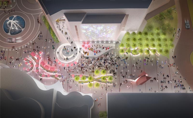 Segerstrom Center anuncia la apertura de Julianne y George Argyros Plaza y Centro de Danza e Innovación