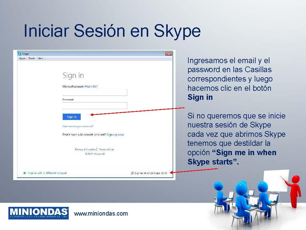 ¿Qué es y cómo se usa Skype?