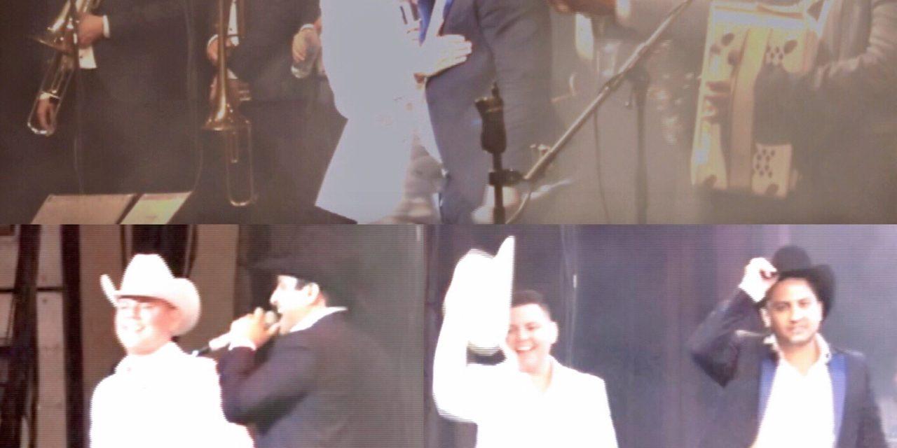 Los Sueños se cumplen y una prueba es Cristian Jacobo quien cantó en el Auditorio Telmex